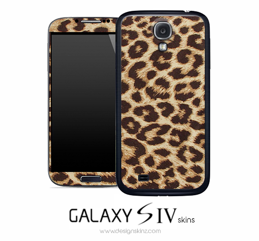 Medium Jaguar Skin for the Galaxy S4