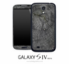 Dark Stump Skin for the Galaxy S4