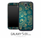 Elegant Floral Skin for the Galaxy S4
