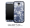 Greyscale Camo Skin for the Galaxy S4
