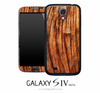 Warped Wood Skin for the Galaxy S4