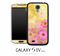 Starry Flower Skin for the Galaxy S4