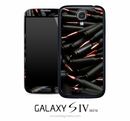 Bullet Skin for the Galaxy S4