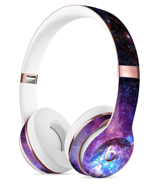 Glowing Deep Space Full-Body Skin Kit for the Beats by Dre Solo 3 Wireless Headphones