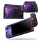 Glowing Deep Space - Skin Wrap Decal for Nintendo Switch Lite Console & Dock - 3DS XL - 2DS - Pro - DSi - Wii - Joy-Con Gaming Controller