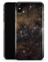 Gold Aura Space - iPhone X Clipit Case