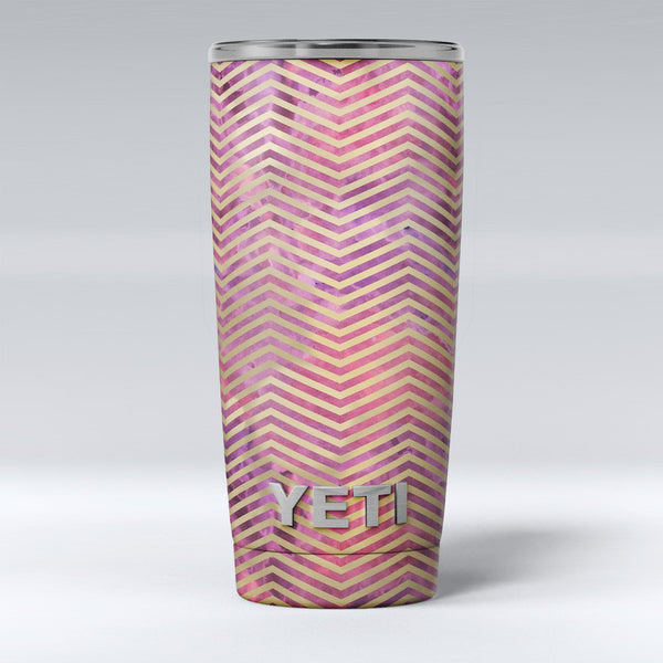 Gold_Chevron_Over_Abstract_Fumes_-_Yeti_Rambler_Skin_Kit_-_20oz_-_V1.jpg