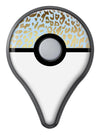Gold Flaked Animal Light Blue 2 Pokémon GO Plus Vinyl Protective Decal Skin Kit
