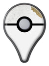 Gold Foiled Marble v2 Pokémon GO Plus Vinyl Protective Decal Skin Kit