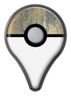 Gold Scratched Foil v3 Pokémon GO Plus Vinyl Protective Decal Skin Kit