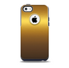 Gold Shimmer Surface Skin for the iPhone 5c OtterBox Commuter Case