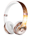 Golden Space Swirl Full-Body Skin Kit for the Beats by Dre Solo 3 Wireless Headphones