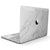 Gray 65 Textured Marble - MacBook Pro with Touch Bar Skin Kit
