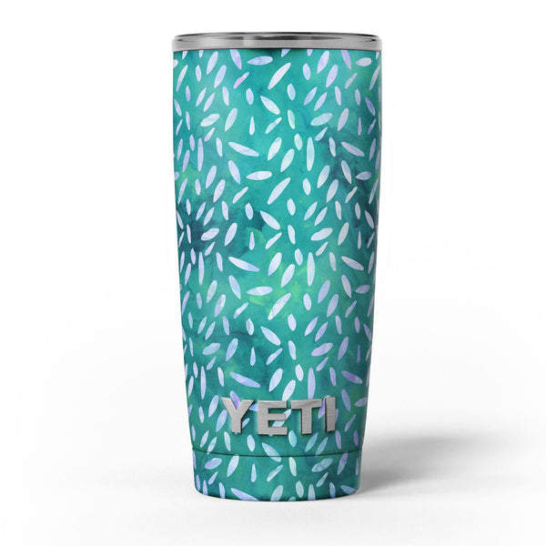 Green_and_Blue_Watercolor_Leaves_Pattern_-_Yeti_Rambler_Skin_Kit_-_20oz_-_V5.jpg