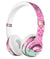 Green and Pink Tribal v3 Full-Body Skin Kit for the Beats by Dre Solo 3 Wireless Headphones