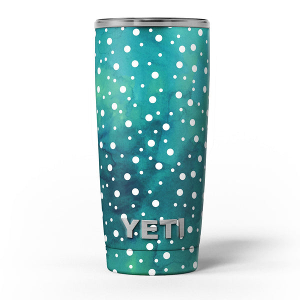 Green_and_White_Watercolor_Polka_Dots_-_Yeti_Rambler_Skin_Kit_-_20oz_-_V5.jpg