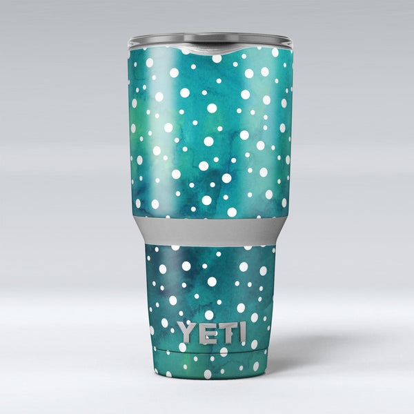 Green_and_White_Watercolor_Polka_Dots_-_Yeti_Rambler_Skin_Kit_-_30oz_-_V1.jpg