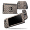 Grunge Decayed Damask Pattern - Skin Wrap Decal for Nintendo Switch Lite Console & Dock - 3DS XL - 2DS - Pro - DSi - Wii - Joy-Con Gaming Controller