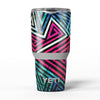 Grungy_Neon_Triangular_Zig_Zag_Shapes_-_Yeti_Rambler_Skin_Kit_-_30oz_-_V5.jpg