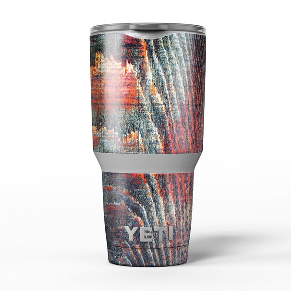 Grungy_Orange_and_Teal_Dyed_Wood_Surface_-_Yeti_Rambler_Skin_Kit_-_30oz_-_V5.jpg