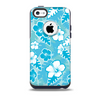 Hawaiian Floral Pattern V4 Skin for the iPhone 5c OtterBox Commuter Case