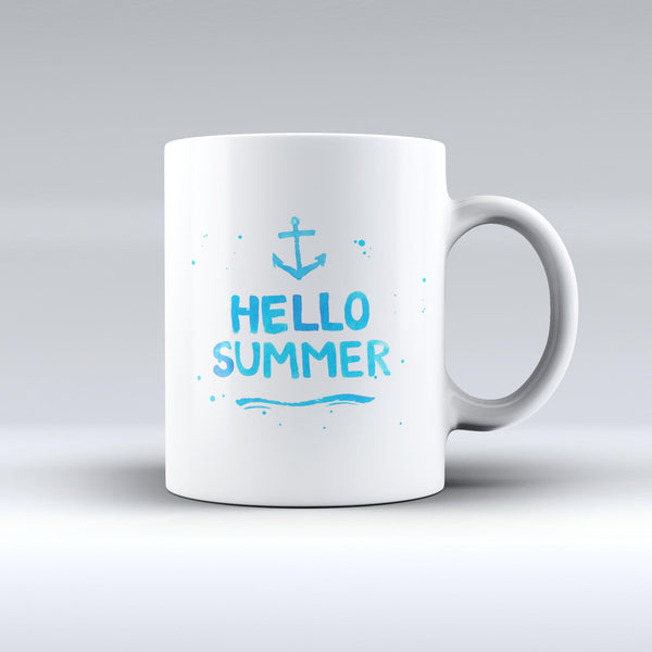 The-Hello-Summer-Blue-Watercolor-Anchor-V1-ink-fuzed-Ceramic-Coffee-Mug