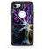 Inverted Abstract Colorful WaterColor Vivid Tree - iPhone 7 or 8 OtterBox Case & Skin Kits