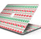 "Knitted Ugly Christmas Sweater V2 - Skin Decal Wrap Kit Compatible with the Apple MacBook Pro, Pro with Touch Bar or Air (11"", 12"", 13"", 15"" & 16"" - All Versions Available)"