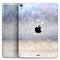 "Light Blue and Tan Unfocused Orbs of Light - Full Body Skin Decal for the Apple iPad Pro 12.9"", 11"", 10.5"", 9.7"", Air or Mini (All Models Available)"