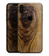 Light Knotted Woodgrain - iPhone XS MAX, XS/X, 8/8+, 7/7+, 5/5S/SE Skin-Kit (All iPhones Available)