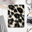 "Light Leopard Fur - Full Body Skin Decal for the Apple iPad Pro 12.9"", 11"", 10.5"", 9.7"", Air or Mini (All Models Available)"