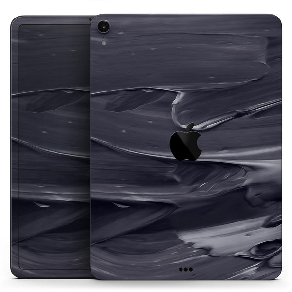 "Liquid Abstract Paint Remix V38 - Full Body Skin Decal for the Apple iPad Pro 12.9"", 11"", 10.5"", 9.7"", Air or Mini (All Models Available)"