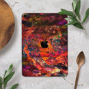 "Liquid Abstract Paint Remix V65 - Full Body Skin Decal for the Apple iPad Pro 12.9"", 11"", 10.5"", 9.7"", Air or Mini (All Models Available)"
