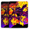 "Liquid Abstract Paint V32 - Full Body Skin Decal for the Apple iPad Pro 12.9"", 11"", 10.5"", 9.7"", Air or Mini (All Models Available)"