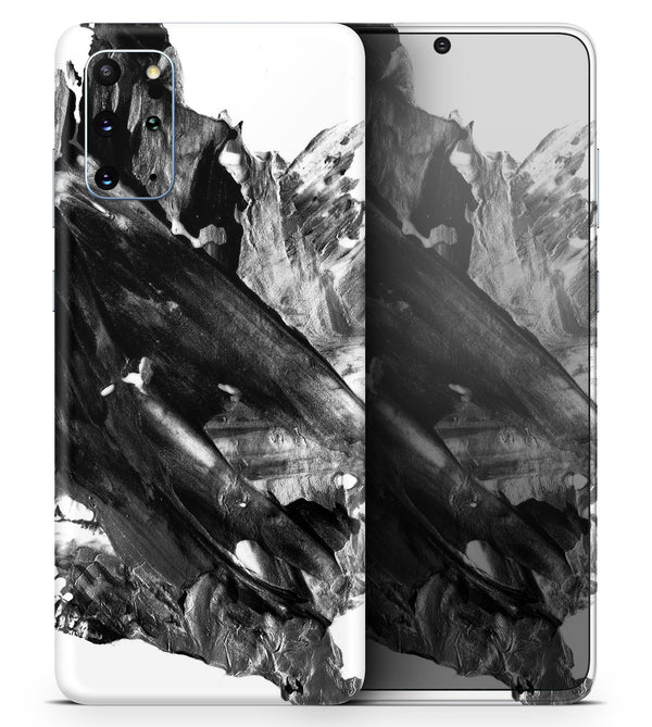 Liquid Abstract Paint V59 - Skin-Kit for the Samsung Galaxy S-Series S20, S20 Plus, S20 Ultra , S10 & others (All Galaxy Devices Available)
