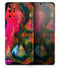 Liquid Abstract Paint V61 - Skin-Kit for the Samsung Galaxy S-Series S20, S20 Plus, S20 Ultra , S10 & others (All Galaxy Devices Available)