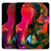 "Liquid Abstract Paint V61 - Full Body Skin Decal for the Apple iPad Pro 12.9"", 11"", 10.5"", 9.7"", Air or Mini (All Models Available)"