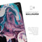 "Liquid Abstract Paint V62 - Full Body Skin Decal for the Apple iPad Pro 12.9"", 11"", 10.5"", 9.7"", Air or Mini (All Models Available)"