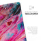 "Liquid Abstract Paint V67 - Full Body Skin Decal for the Apple iPad Pro 12.9"", 11"", 10.5"", 9.7"", Air or Mini (All Models Available)"