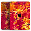 "Liquid Abstract Paint V6 - Full Body Skin Decal for the Apple iPad Pro 12.9"", 11"", 10.5"", 9.7"", Air or Mini (All Models Available)"
