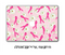 "Breast Cancer Awareness V1 Skin for the 11"". 13"" or 15"" MacBook"