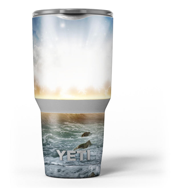 Majestic_Sky_on_Crashing_Waves_-_Yeti_Rambler_Skin_Kit_-_30oz_-_V3.jpg