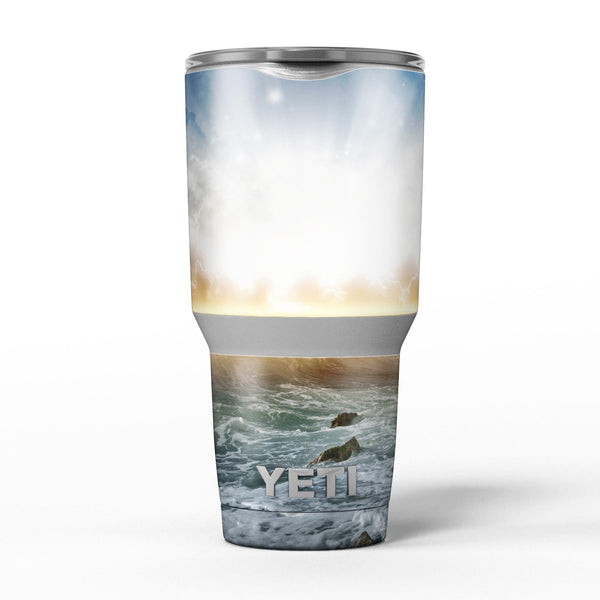 Majestic_Sky_on_Crashing_Waves_-_Yeti_Rambler_Skin_Kit_-_30oz_-_V5.jpg