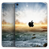 "Majestic Sky on Crashing Waves - Full Body Skin Decal for the Apple iPad Pro 12.9"", 11"", 10.5"", 9.7"", Air or Mini (All Models Available)"