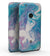 "Marbleized Blue Paradise V45 - Full-Body Skin Kit for the Google 5"" Pixel or 5.5"" Pixel XL"