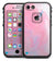 Marbleized Pink Paradise V7 - iPhone 7 LifeProof Fre Case Skin Kit
