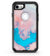 Marbleized Pink and Blue Paradise V322 - iPhone 7 or 8 OtterBox Case & Skin Kits