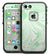 Marbleized Swirling Green - iPhone 7 LifeProof Fre Case Skin Kit