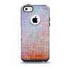 Messy Water-Color Scratched Surface Skin for the iPhone 5c OtterBox Commuter Case
