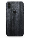 Allure Collection - Metallic Dark Age iPhone Luxurious Textured Wood Kit